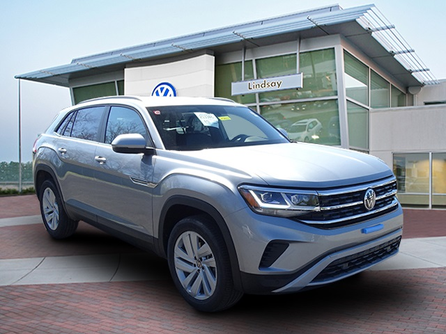 New 2020 Volkswagen Atlas Cross Sport SE w/Technology (A8) 4Motion