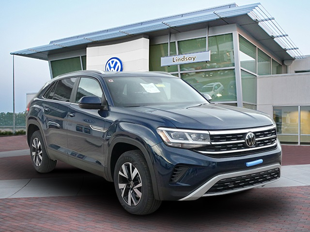 New 2020 Volkswagen Atlas Cross Sport SE 4Motion