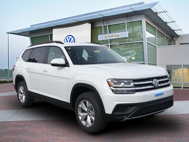 New 2020 Volkswagen Atlas S