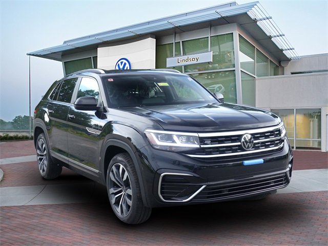 New 2020 Volkswagen Atlas Cross Sport 3.6L V6 SEL R-Line 4Motion