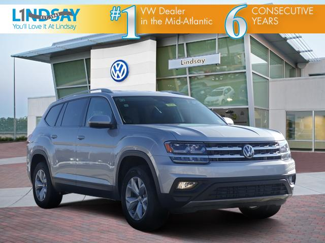 New 2019 Volkswagen Atlas SE w/Technology & 4Motion - Lease for $449/mo