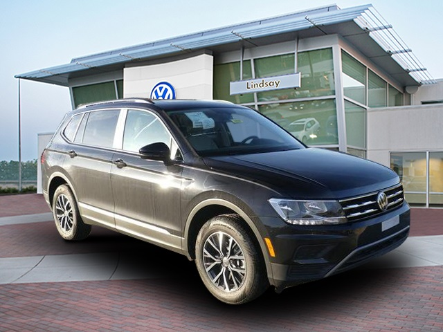 New 2020 Volkswagen Tiguan SE 4Motion