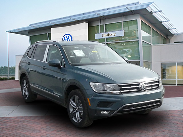 New 2020 Volkswagen Tiguan SEL 4Motion
