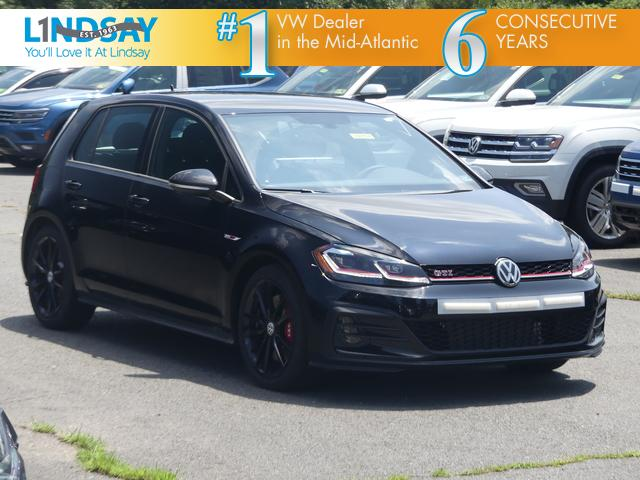 New 2019 Volkswagen Golf Gti Rabbit Edition 4d Hatchback In Sterling