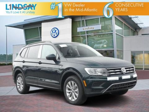 New 2018 Volkswagen Tiguan S 4Motion