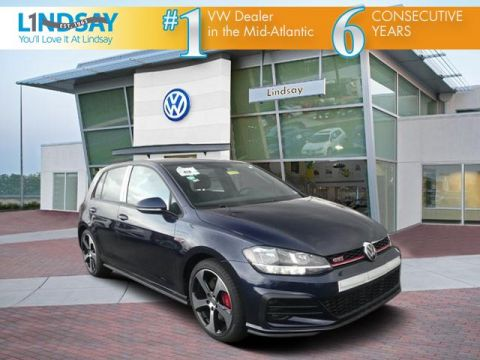 New 2019 Volkswagen Golf GTI S